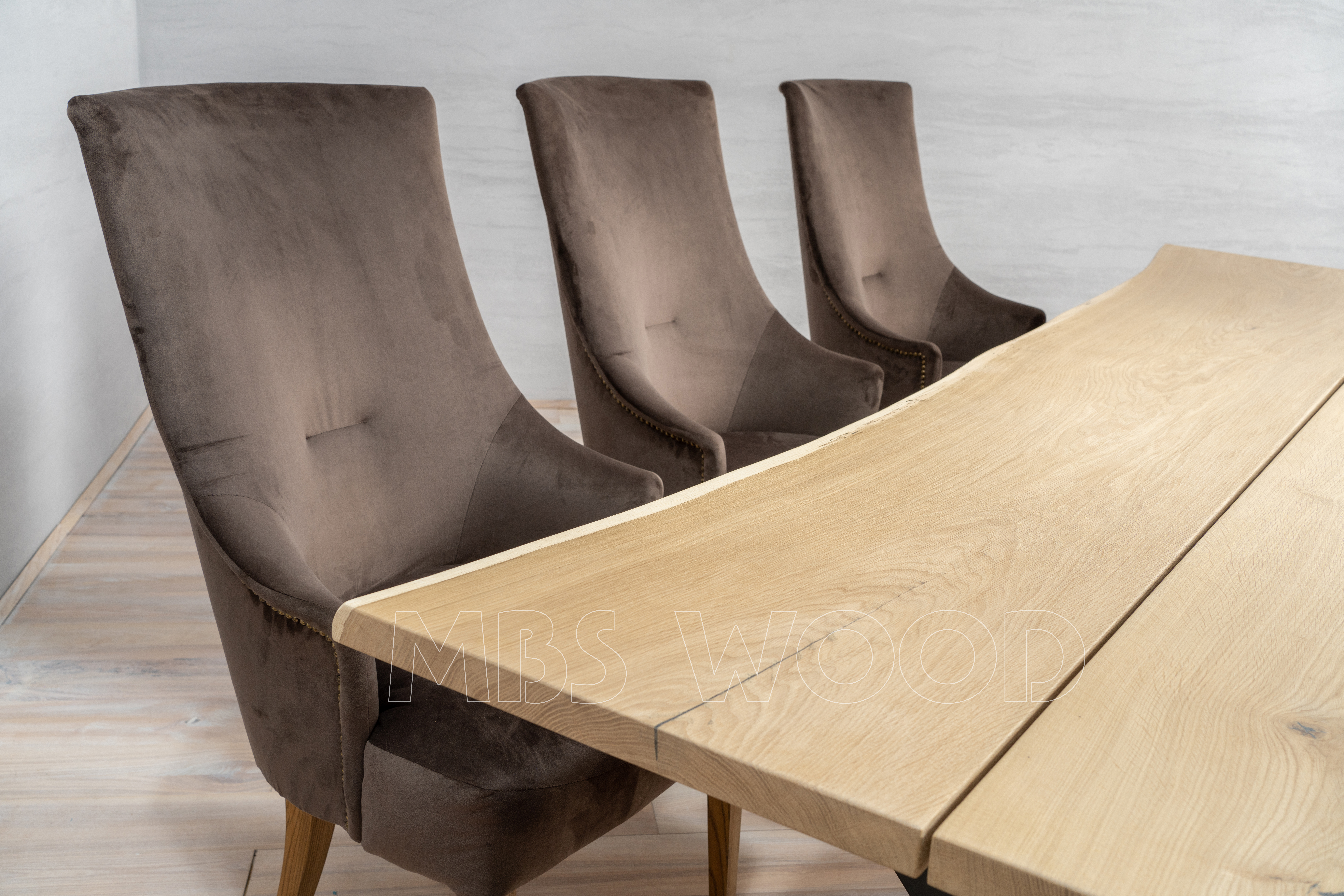 Oak Tabletop 2 planks