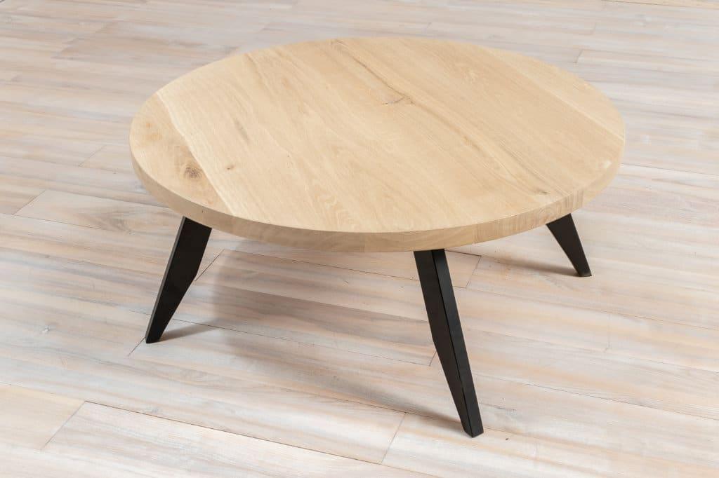 hoe een tafelblad af te werken